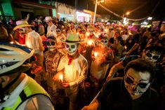 Dia de los Muertos: How Day of the Dead Is Celebrated Around the Americas - Condé Nast Traveler