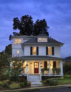 urban farmhouse | Moore Architects