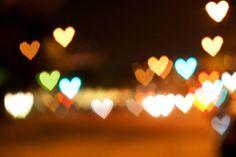 Heart-Shaped Bokeh from Globetrotter Diaries. http://globetrotterdiaries.com/
