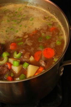 Hearty Beef Stew and