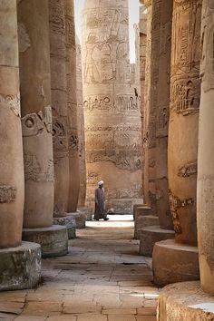 El-Karnak, Egypt #CMGlobetrotters