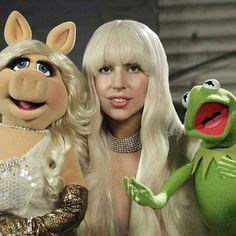 Watch: Lady Gaga performs on The Muppets Christmas Special