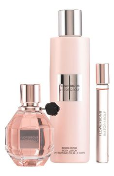 Flowerbomb is a floral explosion,