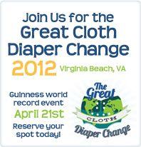 Virginia Beach GCDC @DiaperJunction!