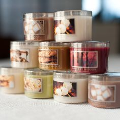 bath and body works candles have quickly become an obsession for me. I can't get enough.