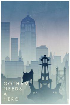 Gotham needs a hero