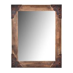 Emmitt Mirror, 28x36   Kirkland's - $90