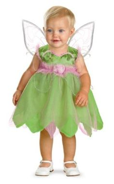Infant Tinkerbell Costume --- http://rews.us/107