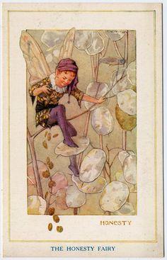 The Honesty Fairy by Margaret Tarrant
