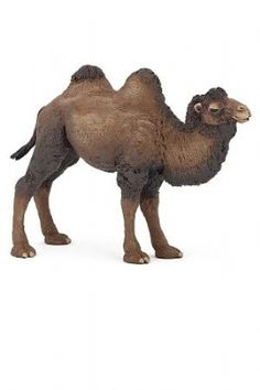 Papo Bactrian Camel at theBIGzoo.com, a toy store with over 12,000 products.