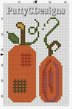 Hanging On By A Thread: Pumpkins for Cathey