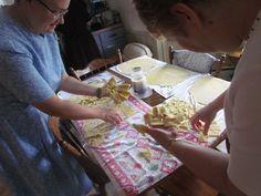 Mennonite Pot Pie Recipe (1) From: Gelati's Scoop, please visit