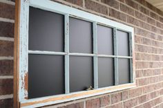 WINDOW CHALK BOARDS