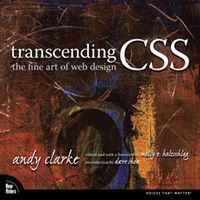 Transcending CSS. The Fine Art Of Web Design
