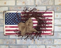 americana decorating -