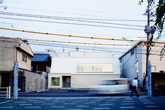 dental clinic by oishi masayuki & associates features large skylights