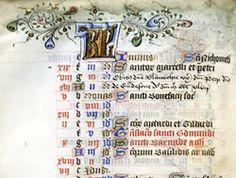 Book of Hours belonging to Margaret Beaufort, King Henry VII's mother (interactive) beaufort book