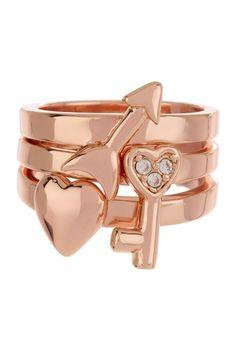 Smitten Ring Set
