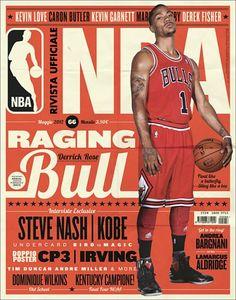 Derrick Rose #NBA