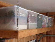 the doors, organ, storage shelves, garages, christmas decorations, garag door, garage doors, tub, garage storage