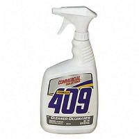 Cleaning liquid that doubles as bug killer... If menacing bees, wasps, hornets, or yellow jackets get in your home and you can't find the insecticide, try a spray of Formula 409. Insects drop to the ground instantly. bug repel, bug killer