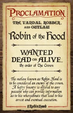 @Jena McClendon Kittie Upon a Time Any info leading to the capture of #RobinHood will be rewarded Dearies... pic.twitter.com/8gDQQ9OEDd