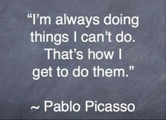 Pablo Picasso - Amy Neumann: 14 Quotes to Inspire You