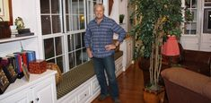 Home improvement expert Danny Lipford gives advice about what to do to your home in January.