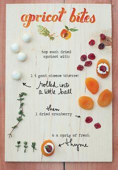 Apricot Bites