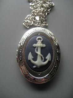 I love anchors and I love cameos!