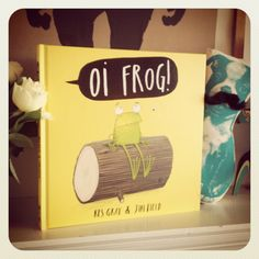 Oi Frog! By Kes Gray and Jim Field #epic