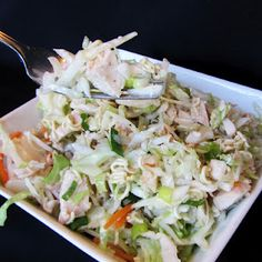 peanuts, chicken salads, noodles, ten dollar, dinners