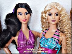 TV Characters. The City   BarbieFantasies