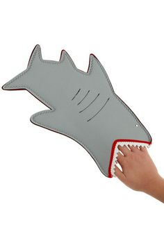 Jaws of Cooking Oven Mitt, #ModCloth