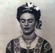 Retrato Frida Kahlo