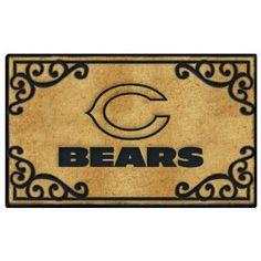 Chicago Bears Door Mat 37.99