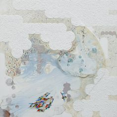 """Saatchi Online Artist: Counsel Langley; Acrylic, 2011, Painting """"Barrow, AK"""""""