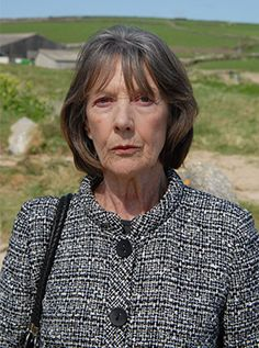 cast of doc martin - Google Search..love Aunt Ruth