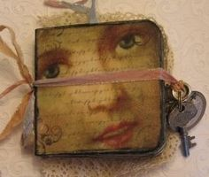 altered books - several excellent video tutorials!