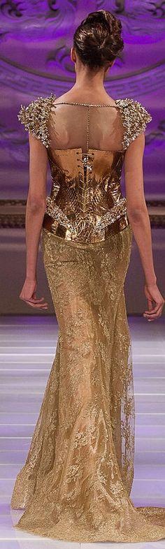Glamour gown..Amal Sarieddine