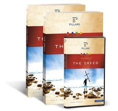 """We recommend the """"Pillars: A Journey Through the Catechism"""" group study program. Presented by Dr. Sean Innerst of the Augustine Institute, it not only goes through the Catechism but shows how one can truly live the truths of the Catholic faith."""
