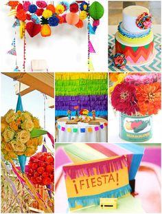 Decoration Inspiration: Feliz Cinco de Mayo #cincodemayo