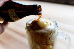 Guinness Float by Ree Drummond