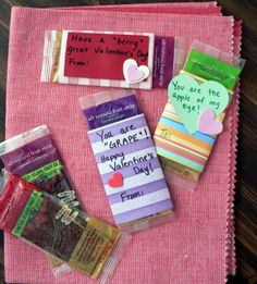 healthy valentine ideas