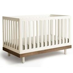 Classic Modern Crib