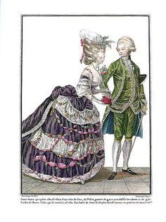 Marie Antoinette and Louis XVI.