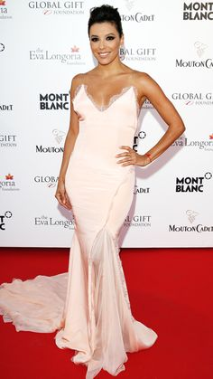 Eva Longoria attends 2014 Cannes Film Festival