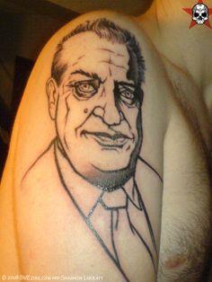 Rodney Dangerfield Tattoo Photos