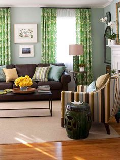 Choosing a Living Room Color Scheme