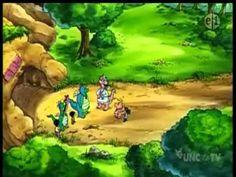 Dragon Tales: The Jumping Bean Express